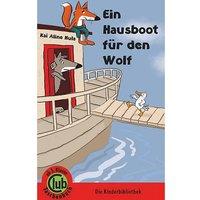 Buch - Ein Hausboot den Wolf  Kinder