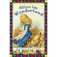 Buch - Alice im Wunderland