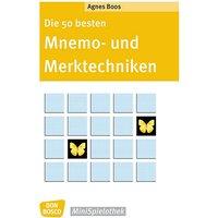 Buch - Die 50 besten Mnemo- und Merktechniken