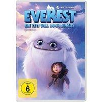 DVD Everest - Ein Yeti will hoch hinaus Hörbuch