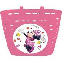 Fahrradkorb Minnie Mouse rosa