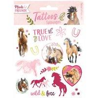 Pferdefreunde: Tattoos