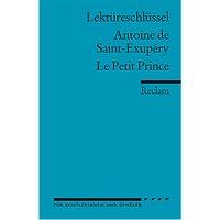 Buch - Lektüreschlüssel Antoine de Saint-Exupéry 'Le Petit Prince'