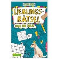 Buch - Lieblingsrätsel - Logik und Zahlen, ab 10 Jahren (Rechenrätsel, Sudoku, Logicals und vieles mehr)
