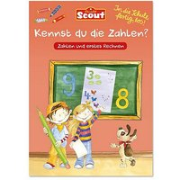 Buch - Scout - Kennst die Zahlen?