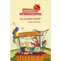 Buch - Der verrückte Erfinderschuppen - Der Limonaden-Sprudler