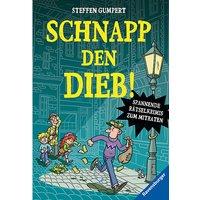 Buch - Schnapp den Dieb! Spannende Rätselkrimis zum Mitraten