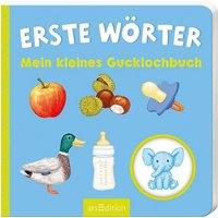 Buch - Mein kleines Gucklochbuch Erste Wörter