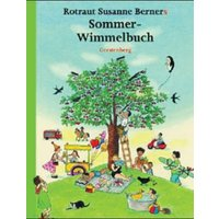 Buch - Rotraut Susanne Berners Sommer-Wimmelbuch