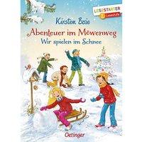 Buch - Abenteuer im Möwenweg