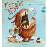 Buch - Monster mögen Marmelade