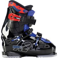 Skischuhe Indy mehrfarbig Gr. 24,5