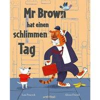 Buch - Mr Brown hat einen schlimmen Tag