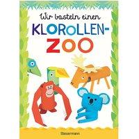 Buch - Wir basteln einen Klorollen-Zoo