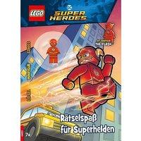 Buch - LEGO® DC Superheroes - Rätselspaß Superhelden, m. 1 Beilage  Kinder