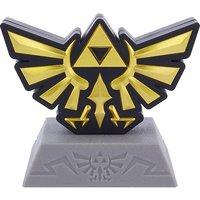 Icon Licht: Zelda - Hyrule Crest gold/schwarz