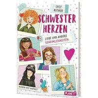 Buch - Schwesterherzen 3: Liebe und andere Geheimlichkeiten