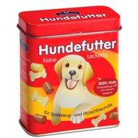 Spiellebensmittel Hundefutter