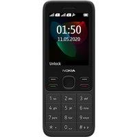 Nokia 150 Version 2020 Dual-SIM schwarz