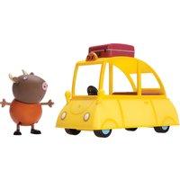PEPPA - Herr Bulle's kleines Taxi weiß/beige