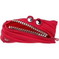 Schlamperetui Grillz Monster Pouch Red rot