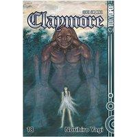 Buch - Claymore. Bd.18