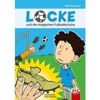 Buch - Locke und die magischen Fußballschuhe