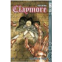 Buch - Claymore. Bd.8