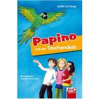 Buch - Papino und der Taschendieb
