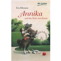 Buch - Annika und der Stern von Kazan