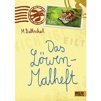 Buch - Das Löwen-Malheft
