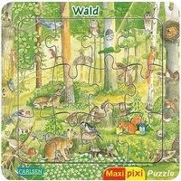 Buch - Maxi-Pixi-Puzzle: Wald