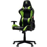Gaming Stuhl MG-200 schwarz/grün