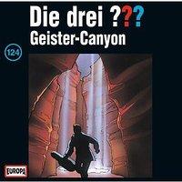 CD Die Drei ??? 124: Geister-Canyon Hörbuch