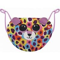 Giselle Leopard Mund-Nasen-Bedeckung bunt