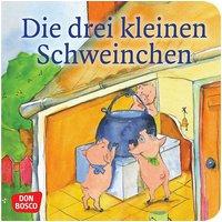 Buch - Die drei kleinen Schweinchen