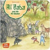 Buch - Ali Baba und die 40 Räuber