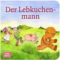 Buch - Der Lebkuchenmann