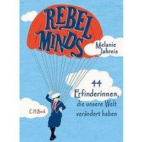 Buch - Rebel Minds
