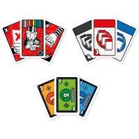 Monopoly Kids - schnelles Kartenspiel 4 Spieler  Kinder