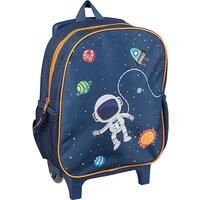 Rucksacktrolley Astronaut, 31 x 27 x 10 cm dunkelblau