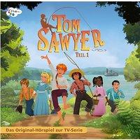 CD Tom Sawyer - Das Hörspiel zur TV-Serie  Teil 1 Hörbuch
