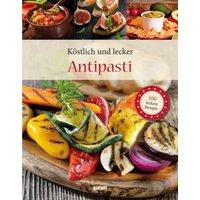 Buch - Köstlich und lecker - Antipasti