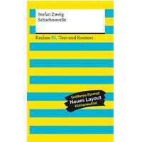 Buch - Schachnovelle. Textausgabe mit Kommentar und Materialien