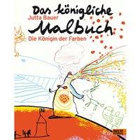 Buch - Die Königin der Farben - Das königliche Malbuch