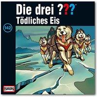 CD Die Drei ??? 142 - Tödliches Eis Hörbuch