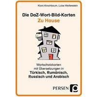 Buch - Die DaZ-Wort-Bild-Karten: Zu Hause