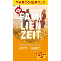 Buch - MARCO POLO Trips Familienzeit