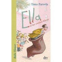 Buch - Ella in der zweiten Klasse