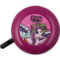 Filly Unicorn Fahrradklingel lila